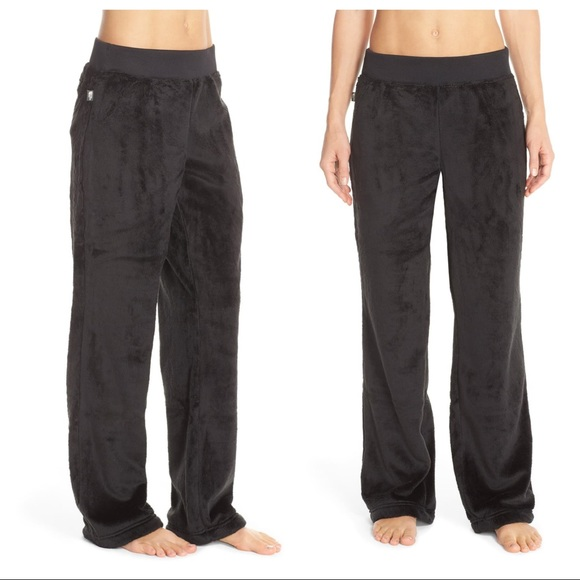 The North Face Pants - The North Face Osito Fleece Pants, black
